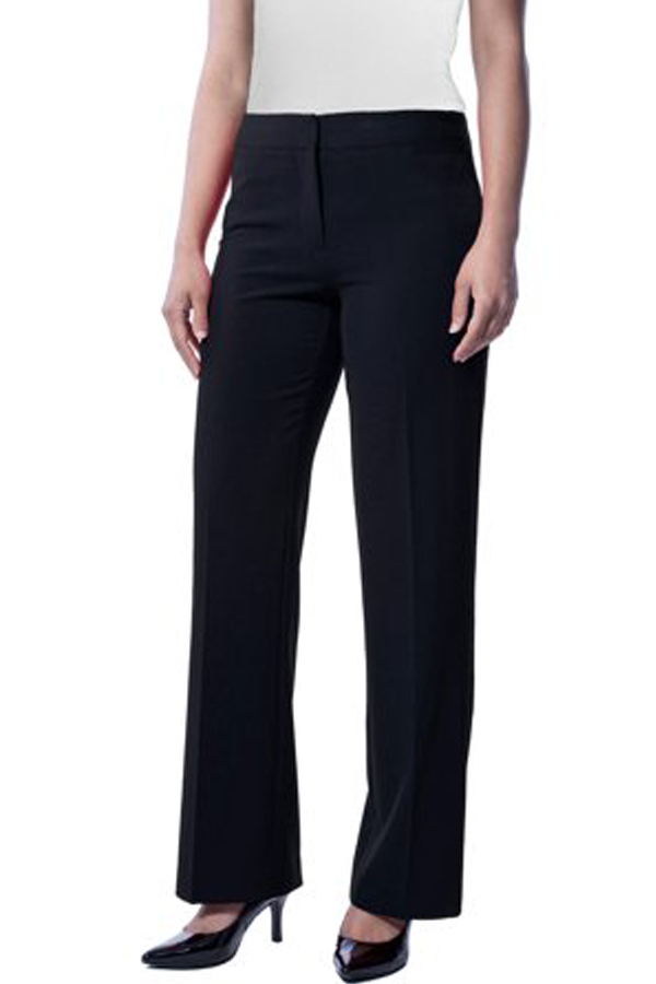 L-TRS-5 <br><p> NO PLEATS, WAIST BAND, FRONT ZIP</p>