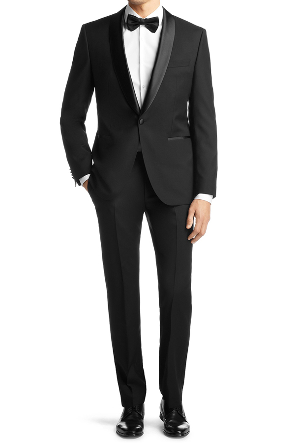 TUX-2 <br><p>1-BUTTON, SHAWL COLLAR</p>