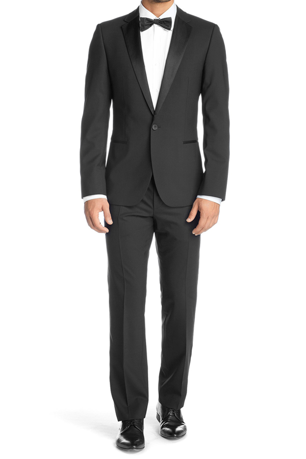 TUX-3 <br><p>1-BUTTON, NOTH LAPEL</p>